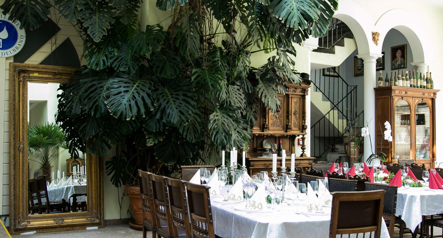Hochzeitslocation Weingut Pfleger Hochzeitsraum Herxheim Pfalz