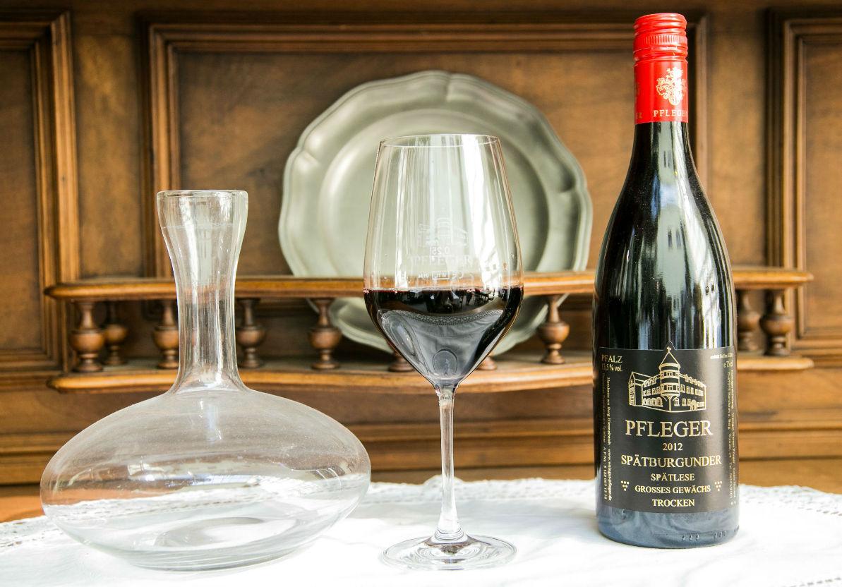Herrvoragender Wein für eine tolle Hochzeitsfeier