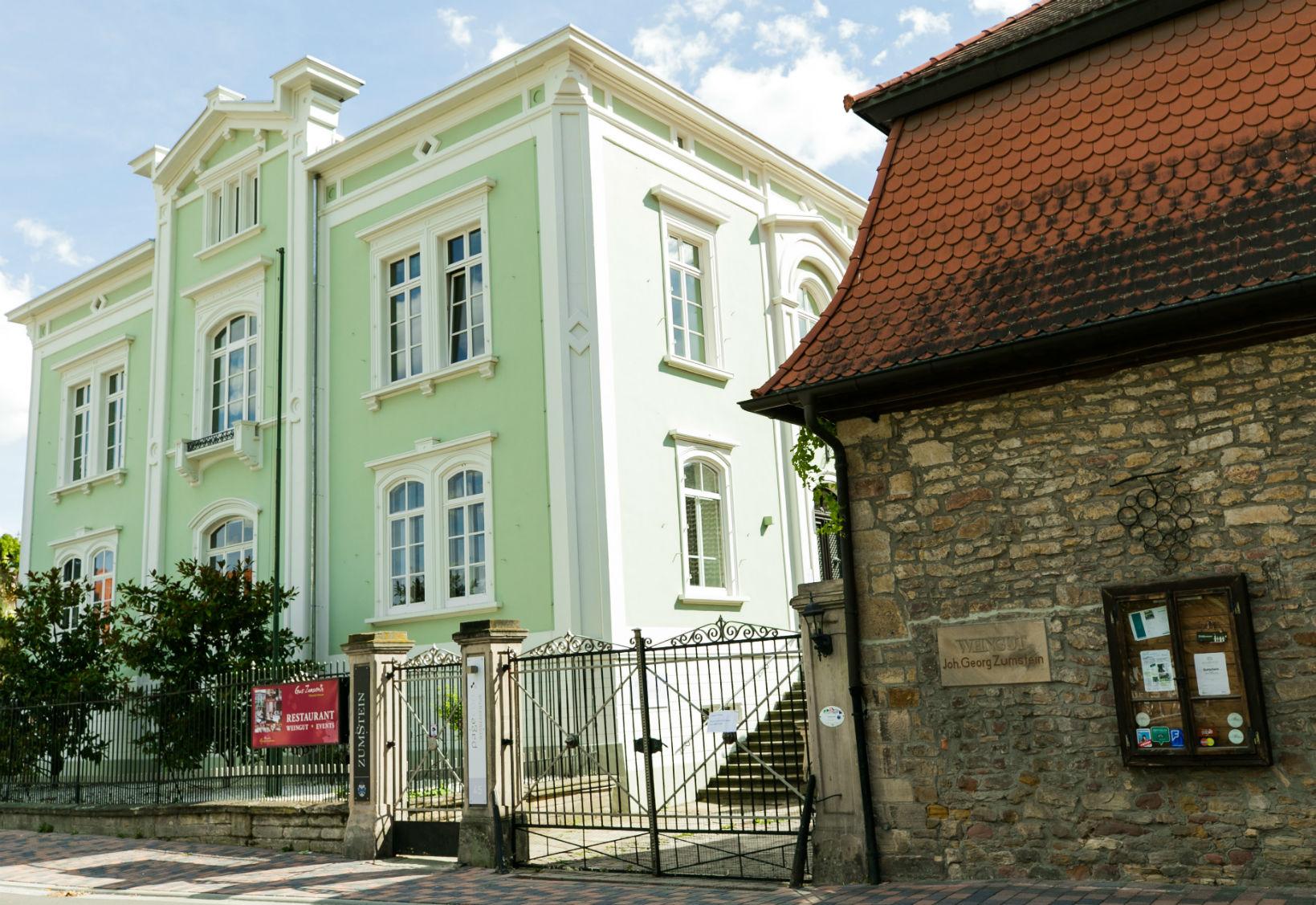 Hochzeitslocation Weingut Zumstein Bad Dürkheim Pfalz