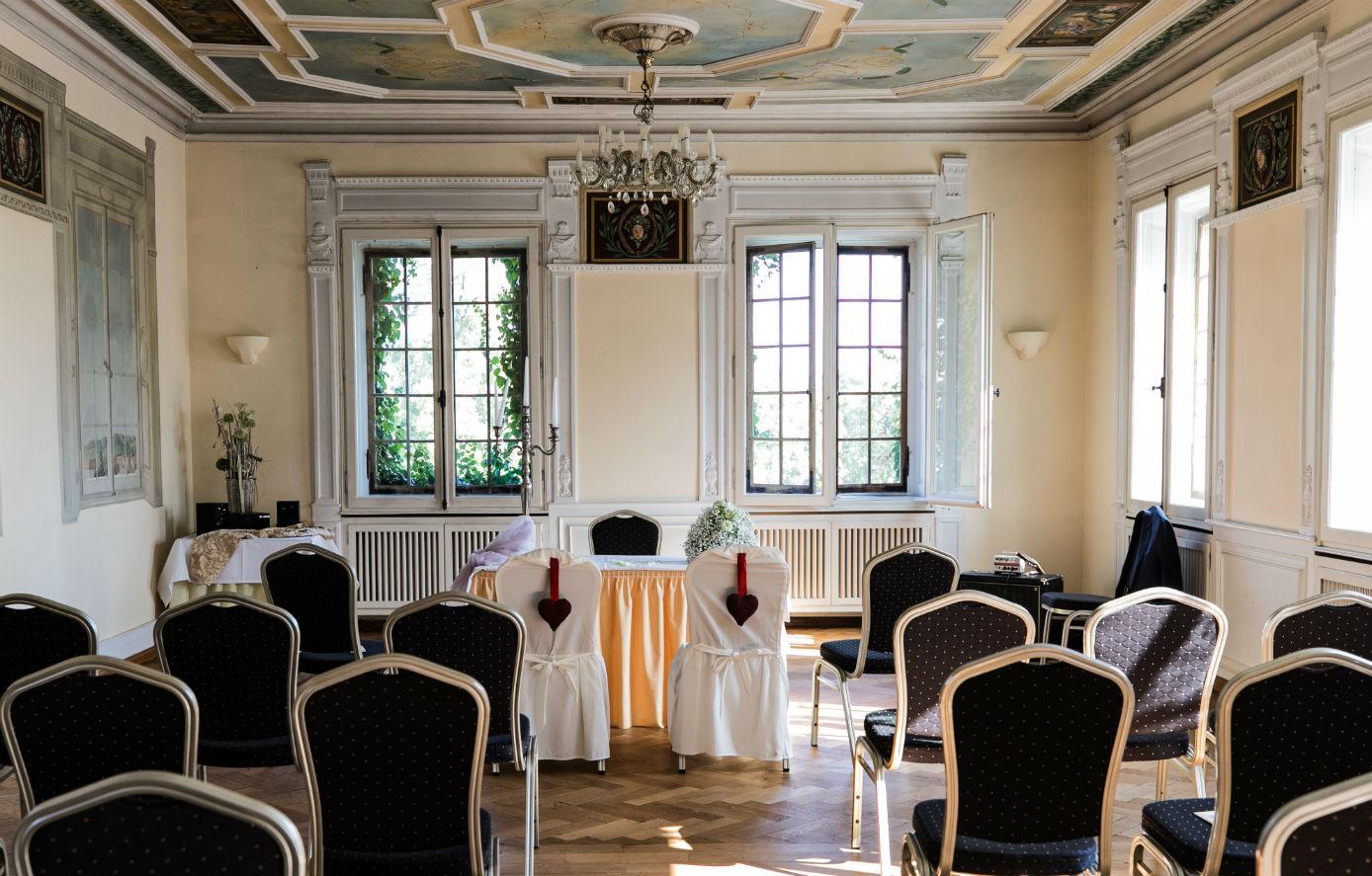 Trauort Schloss Edesheim Pfalz