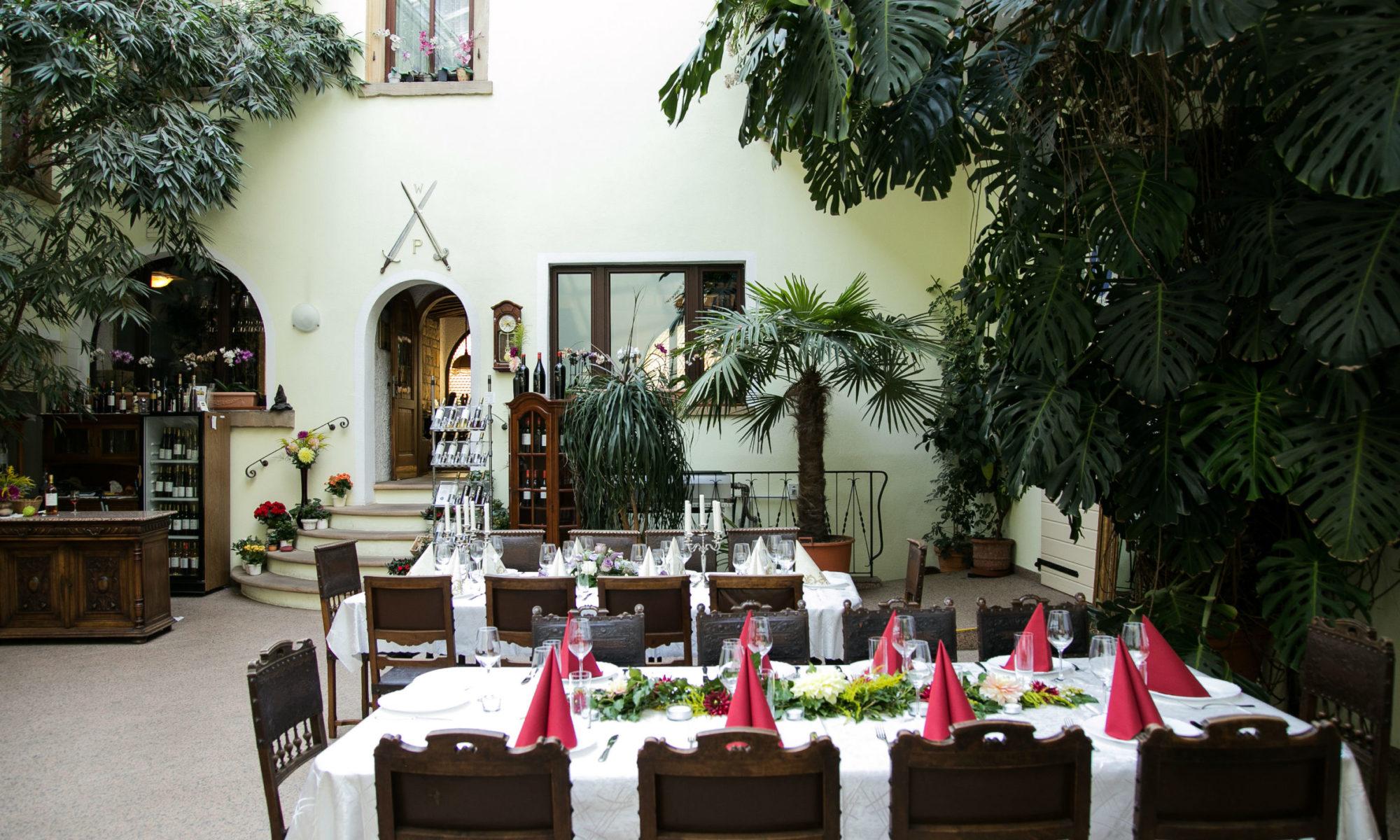 Hochzeitslocation Weingut Pfleger in Herxheim Pfalz