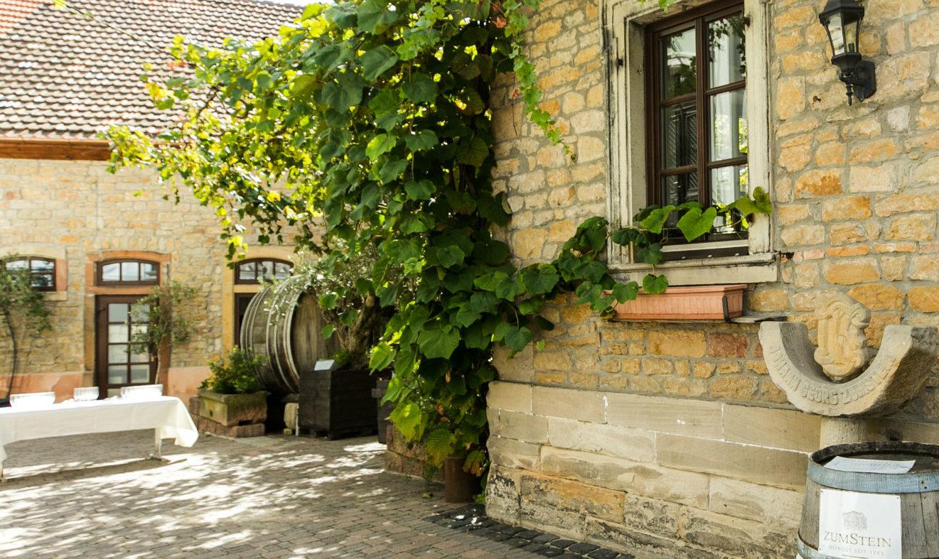 Hochzeitslocation Weingut Zumstein in Bad Dürkheim